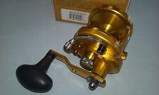 Avet MXJ5.8 G2 Reel Gold