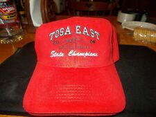 Tosa East 2008 Basketball Champions Hat