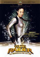 Tomb Raider 2 : Le Berceau de la Vie (Angelina Jolie) - DVD Édition Collector