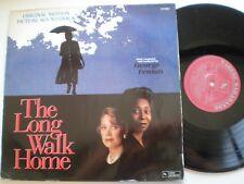 THE LONG WALK HOME OST George Fenton GERMANY LP VARESE SARABANDE 1990
