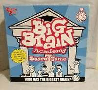 Big Brain Academy Board Game University Games Ages 8 and up