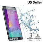 Lot 10x 20x 50x 100x Tempered Glass Screen Protector Samsung Galaxy Note 4 Note3