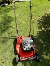 "Vintage Toro aluminum 21"" deck push Lawnmower"