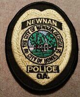GA Newnan Georgia Police Patch