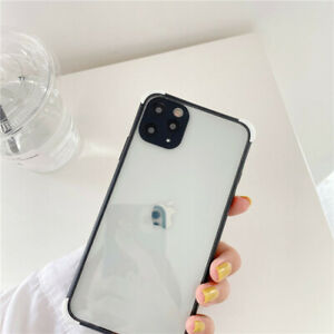 New Phone Case For iPhone 11 Pro Max X XS XR XS Max Protective Soft Back Cover