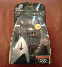 Star Trek- Warp Collection-Lt. Commander Worf-2009-New- Science Fiction-Xmas