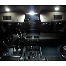 SMD LED Dome Light Set Peugeot 206 Xenon White Interior Lighting