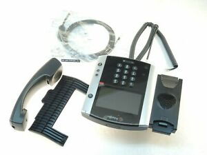 NEW Polycom VVX 600 Business Media Office Phone 16-Lines 2200-44600-025