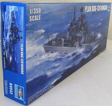 Trumpeter 1:350 04542 plan DDG-139 Ning Bo (956EM) kit modelo de barco