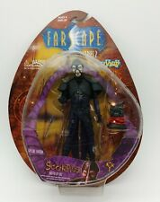 Toy Vault Series 2 Farscape Scorpius Master of Evil Special Edition Figure Moc