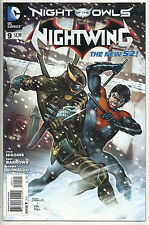 NIGHTWING (NEW 52)  #9   NM