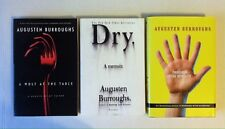 Lot 3 Augusten Burroughs Books_A Wolf at the Table, Dry, Possible Side Effects