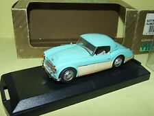 AUSTIN HEALEY 100-SIX CLOSED CABRIOLET 1959 VITESSE L075 A 1:43 Défaut default