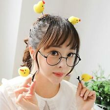 1PC Girls Kids Cute Cartoon 3D Chicken Hair Clip Hairpin Barrette Hair Accessory