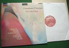 Mozart Ouverturen/Oberturas Sir Colin Davis Philips Philips 6527 204 Lp