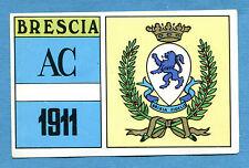 CALCIATORI PANINI 1971-72 -Figurina-Sticker ADESIVO n. 36 -BRESCIA SCUDETTO-Rec