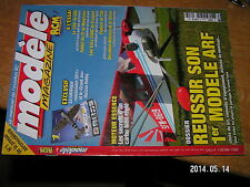 Modele Magazine n°716 Sukhoï Su-27 Explorer Camera HD de Gopro Reglage moteur