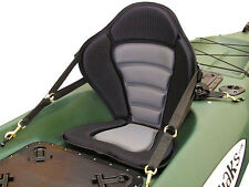 SATURN NEW DELUXE THERMO MOLDED KAYAK SEAT SIT-ON-TOP WITH STORAGE BACK PACK