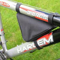 NEW TRIANGLE BICYCLE CYCLE MOUNTAIN BIKE FRAME TOOL BAG