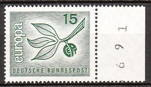 BRD 1965 Mi. Nr. 483 Bogenzähler Postfrisch (4021)