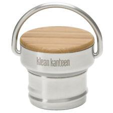 Klean Kanteen Stainless Unibody Bamboo Cap for Classic Bottle