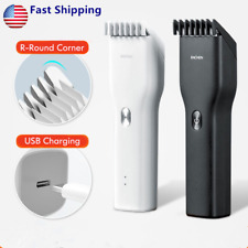 Electric Hair Clippers USB Rechargeable Cordless haircut Machine Barber Trimmer