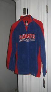 New York Giants Boys XL Pull Over Jacket