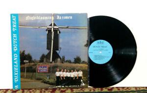 Original Nightblooming Jazzmen, Dutch Treat, LP 1980s Rare Traditional Jazz - NM