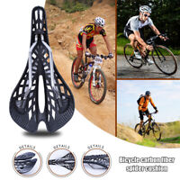 Inbuilt Saddle Suspension Bike Seat Cushion Saddle Bicycle Carbon Fiber Seat