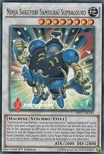 ♦Yu-Gi-Oh!♦ Ninja Sarutobi Samourai Supralourd : MP17-FR149 -VF/Rare-