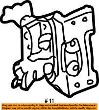 genuine oem car truck locks hardware for chrysler ebay Sliding Glass Door Latch Diagram jeep chrysler oem 03 06 wrangler front door lock latch kit 55075990aj