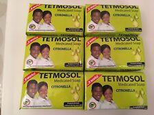 x6 Tetmosol Soap 75g - Six Bars Authentic