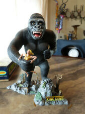 King Kong with Ann Darrow Model - Professionally Assembled & Airbrushed - No Box