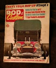VINTAGE - Rod & Custom magazine January 1971, Vol 19 No 1