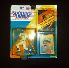 1992 Juan Gonzalez Rangers MLB Baseball Action Figure by Starting Lineup