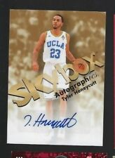 TYLER HONEYCUTT 2011-12 FLEER RETRO Autographics AUTOGRAPH Basketball Card