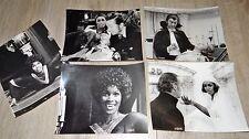 LES TEMPS SONT DURS POUR DRACULA  ! d niven photos presse argentique cinema 1974