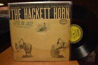 Bobby Hackett The Hackett Horn LP Epic LG 3106 Mono