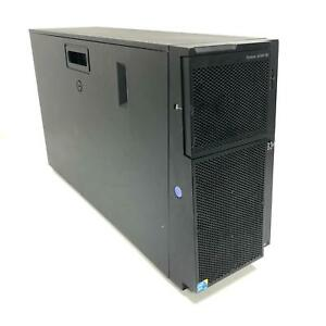 IBM SERVER X3400 M3 Intel 1x Xeon E5520 2.4GHz 4Gb 2x PSU 6x600Gb 10k