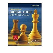 Fudamentals of Digital Logic with VHDL Design by Zvonko Vranesic and Stephen ...