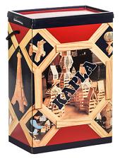 Kapla 200 Box Starterbox Bausteine Pinienholz