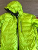 Canada Goose Lodge Down Hoody Men's Jacket Medium - Mint $750