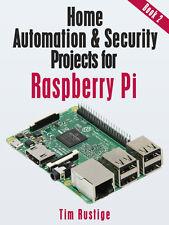 Automatización del hogar y proyectos de seguridad para Raspberry Pi Ebook en CD