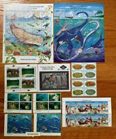 Palau Stamps 1993 Supplement PA-10 + White ACE CV: $63.25