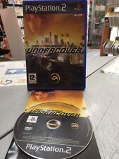 Need For Speed Undercover Ita PS2 USATO GARANTITO