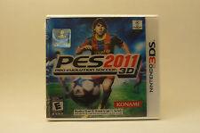 Pro Evolution Soccer 2011 3D (Nintendo 3DS, 2011)