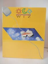 Wiz By CalComp Computer Mouse-Vintage 1989-NIB-Sealed-New Old Stock-Free Shippin