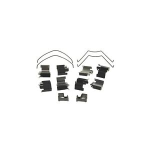 Frt Disc Brake Hardware Kit  Carlson  P635