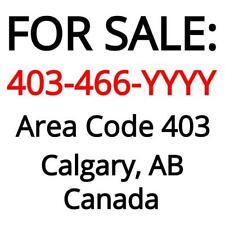 Calgary, AB : 403-466-YYYY