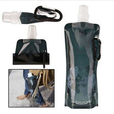Hot Sale Outdoor Travel Camping Foldable Collapsible Plastic Bottle Bag Mugs